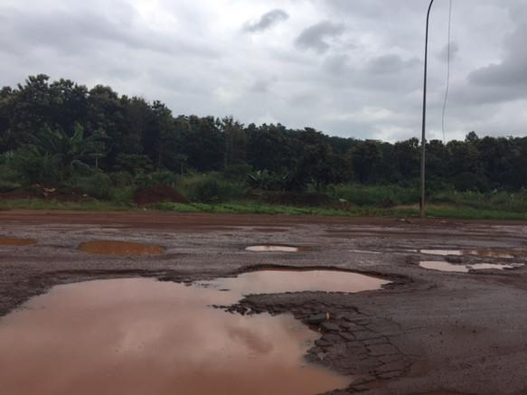 Doorgaande weg Yamoussoukro