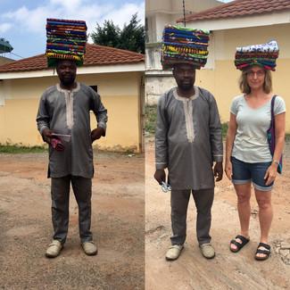 Groeten uit Ghana