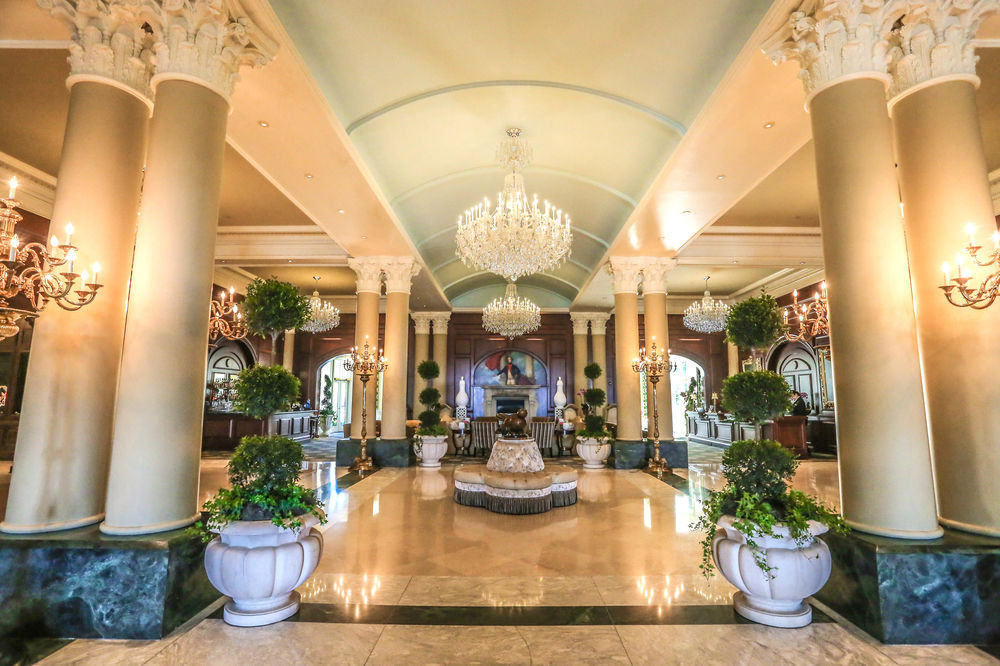 Nemacolin Woodland Resort lobby