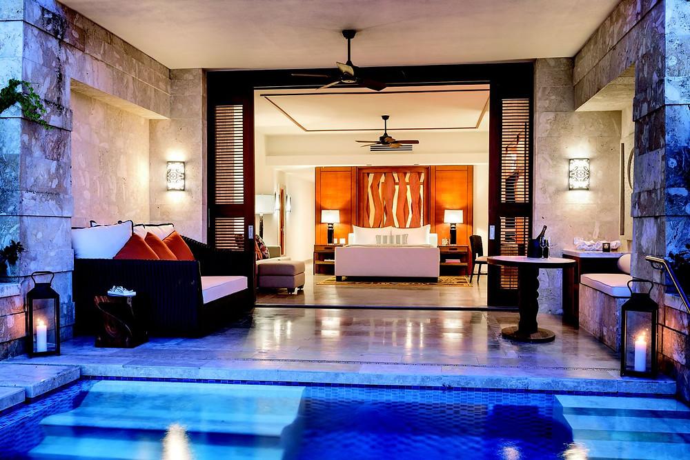 The Ritz-Carlton resort at Dorado Beach