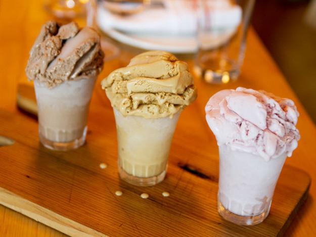 Il Buco Alimentari ice cream