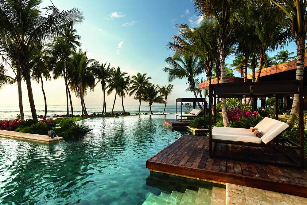 Ritz-Carlton resort Dorado Beach
