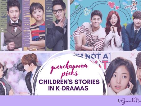 Children's Books in K-dramas