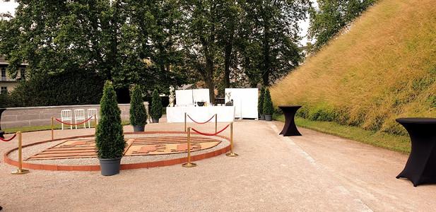 Les Jardins du Château de Pau