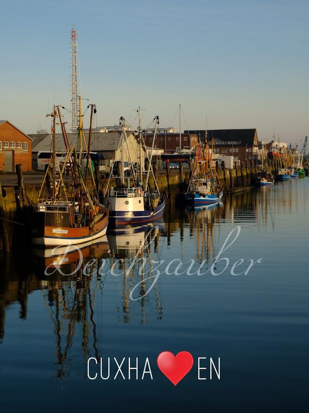 Nr. 156 Fischereihafen 12,0x17,5 hochglanz