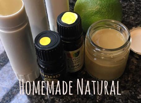 DIY Natural Deodorant