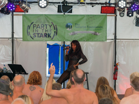 Singing for the Naturist Foundation!
