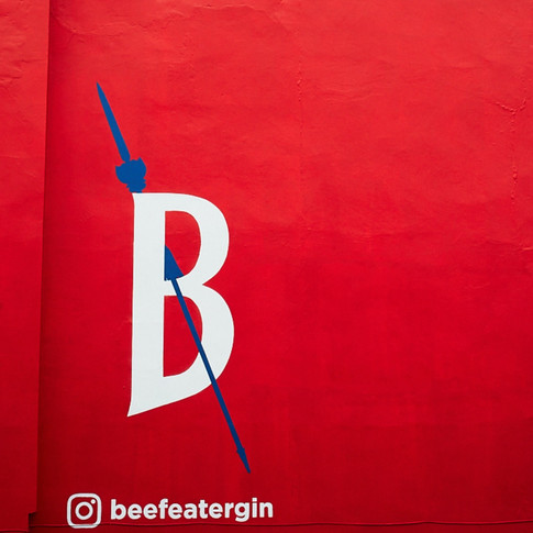 Beefeater _ OOH Ad Campaign