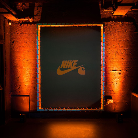 Nike x Carhartt _ Launch Event & Retail Activations