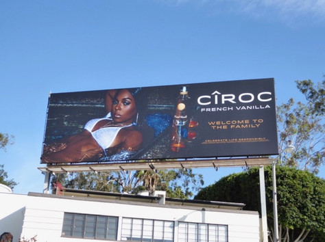 CIROC 'WELCOME TO THE FAMILY'  Working with Ciroc and Blue Flame Agency we produced a series of billboards installed in LA as part of the French Vanilla product launch.    Alongside the printed billboards we produced assrets for the digital campaign including a Hypebeast 'Welcome to the Family' reskin.