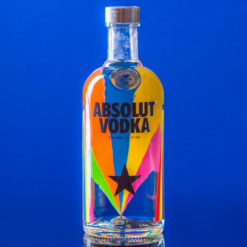 Absolut x Pam Hogg _ Limited Edition Bottle