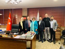 Gorajde Üniversitesi Ziyaretinden