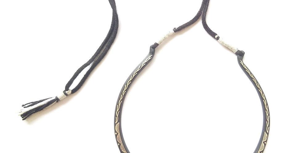 Bidri Choker Necklace