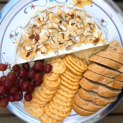 Warm Baked Imported Brie