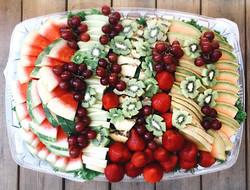 Fresh Sliced Seasonal Fruit Tray