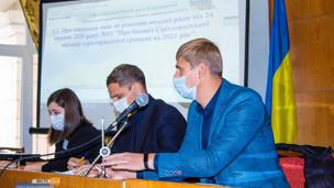 Вісімнадцятого жовтня відбулось позачергове засідання 20-ї сесії Світловодської міської ради