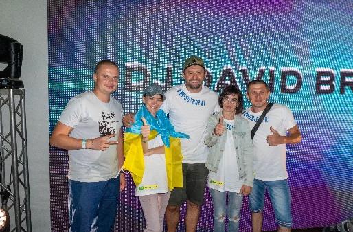 Світловодська ЗЕМолодіжка взяла участь у всеукраїнському з'їзді змінотворців