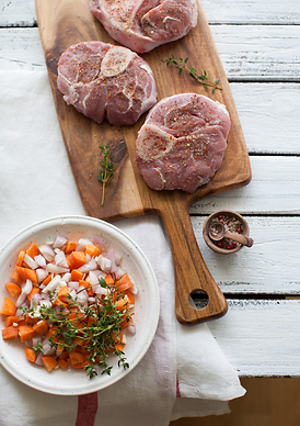 Slow Cooked Osso Bucco