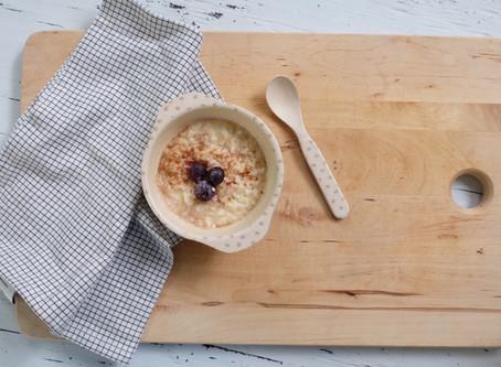 Riz Au Lait (a French rice pudding)