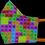 Thumbnail: Tetris Cloth Masks