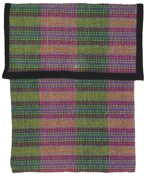 Green/Purple Shoulder Bag