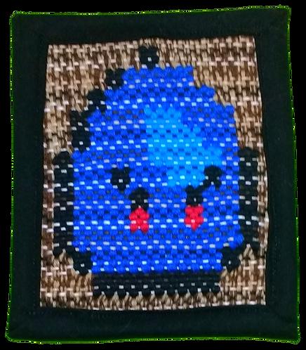 Angry Blue Slime (2 Set)