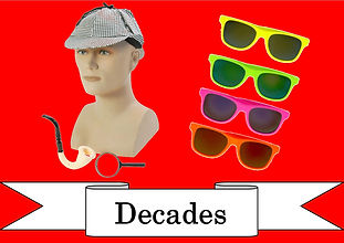 funzone fancy dress and dancewear st albans hertfordshire accessories decades