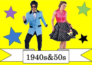 funzone fancy dress and dancewear st albans hertfordshire costumes to hire 1940s and 1950s