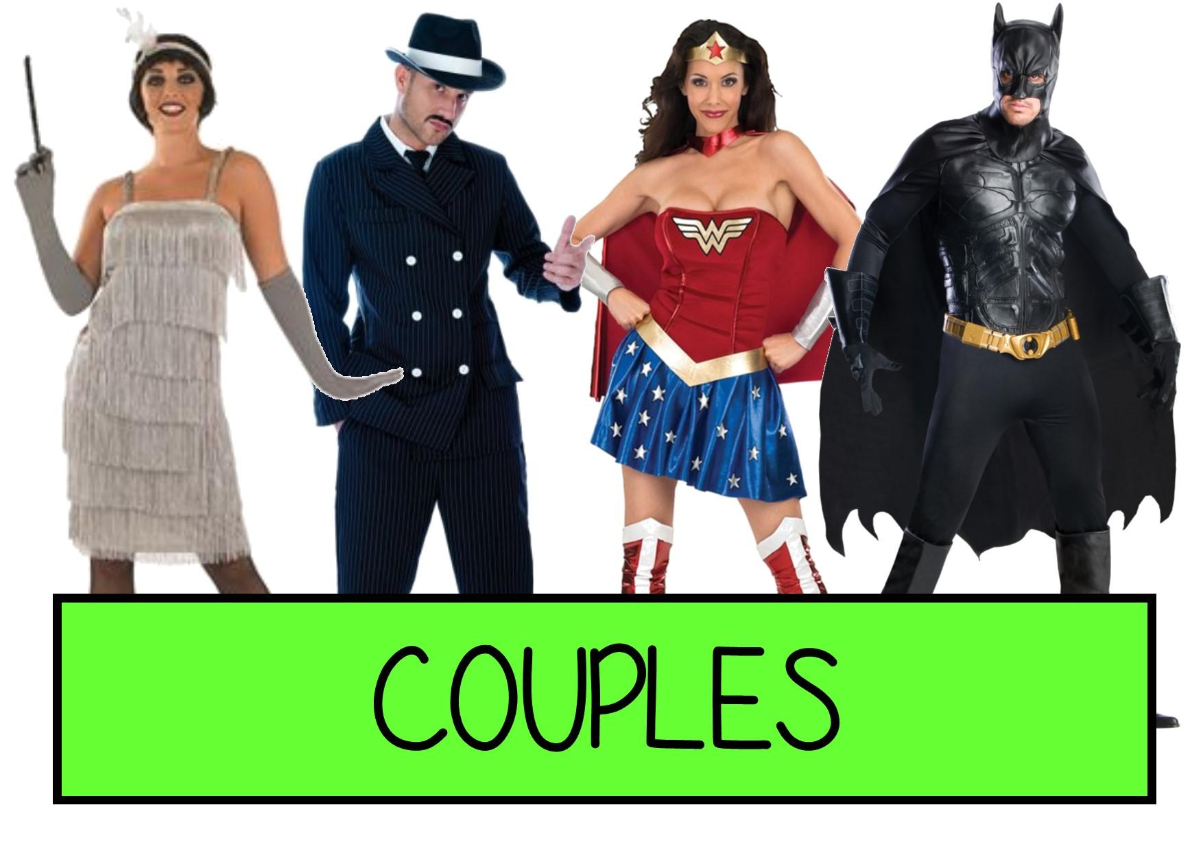 couples fancy dress ideas