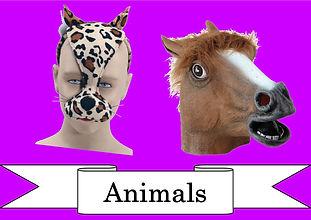 funzone fancy dress and dancewear st albans hertfordshire accessories animals