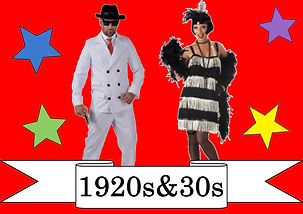 funzone fancy dress and dancewear st albans hertfordshire costumes to hire 1920s and 1930s