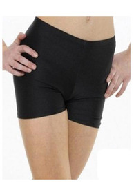 Black Micro Shorts Cotton