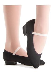 Bloch Canvas Accent Shoes