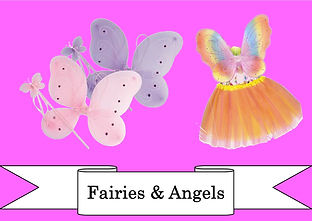 funzone fancy dress and dancewear st albans hertfordshire accessories fairy angel wngs
