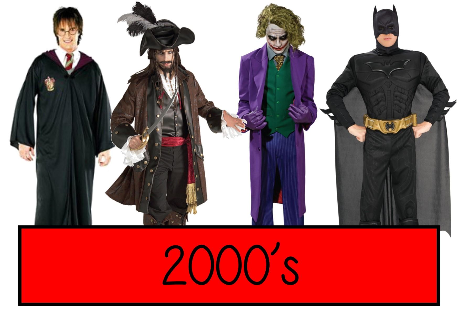 2000s fancy dress ideas