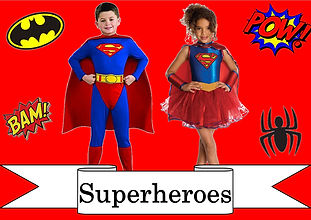 funzone fancy dress and dancewear st albans hertfordshire costumes to buy childrens superhero costumes