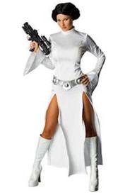 Sexy Princess Leia