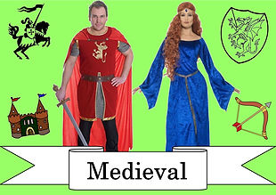 funzone fancy dress and dancewear st albans hertfordshire costumes to buy medieval
