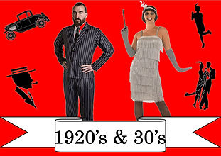 funzone fancy dress and dancewear st albans hertfordshire costumes to buy 1920s and 1930s