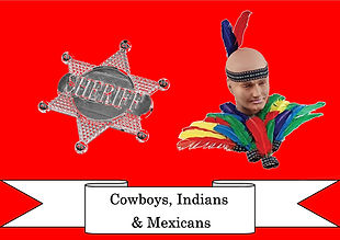funzone fancy dress and dancewear st albans hertfordshire accessories cowboys indians and mexicans