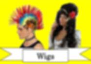 funzone fancy dress and dancewear st albans hertfordshire accessories wigs