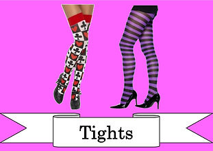 funzone fancy dress and dancewear st albans hertfordshire accessories tighs and socks