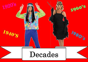 funzone fancy dress and dancewear st albans hertfordshire costumes to buy decades