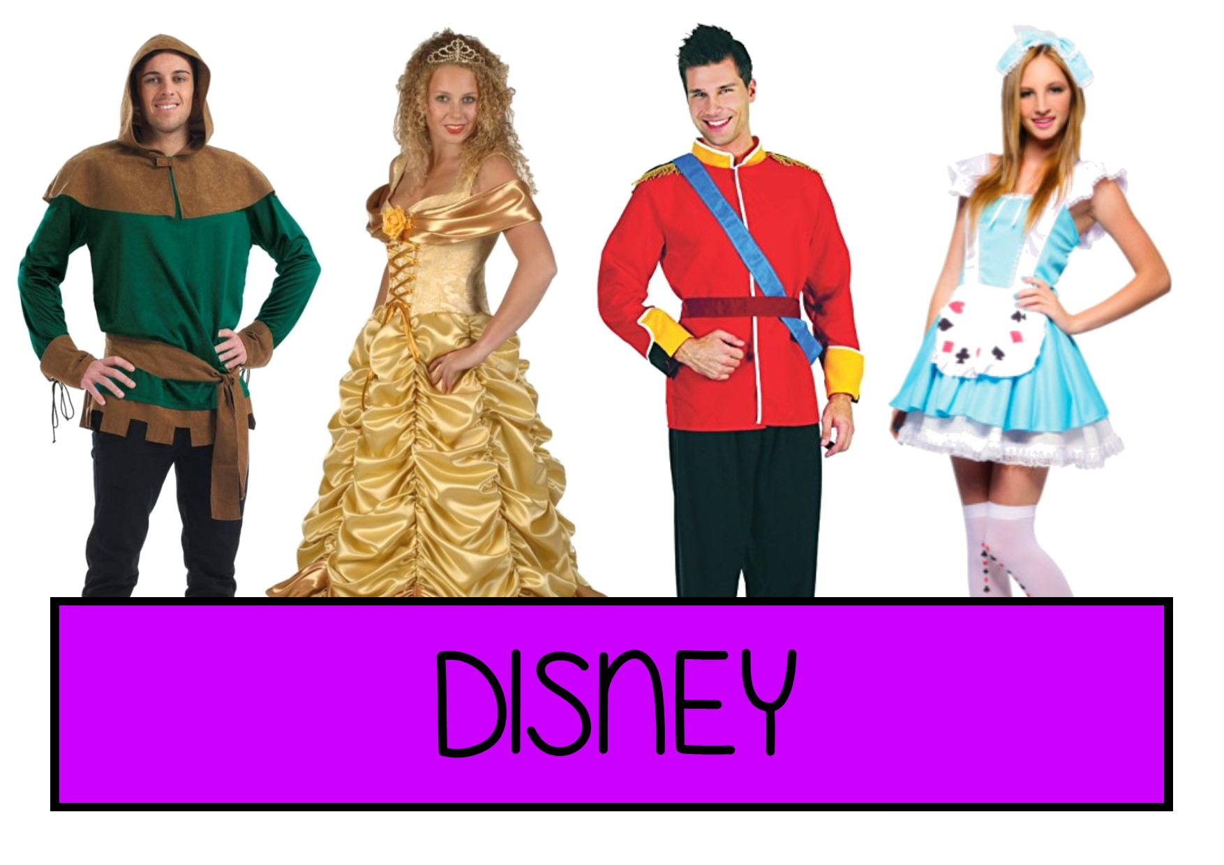 disney fancy dress ideas