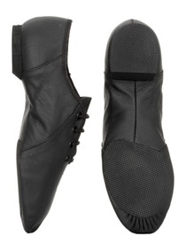 Bloch Split Sole Leather Jazz Shoes