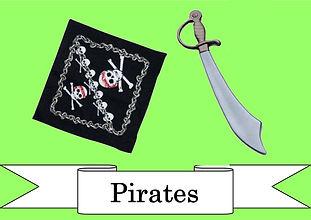 funzone fancy dress and dancewear st albans hertfordshire accessories pirates