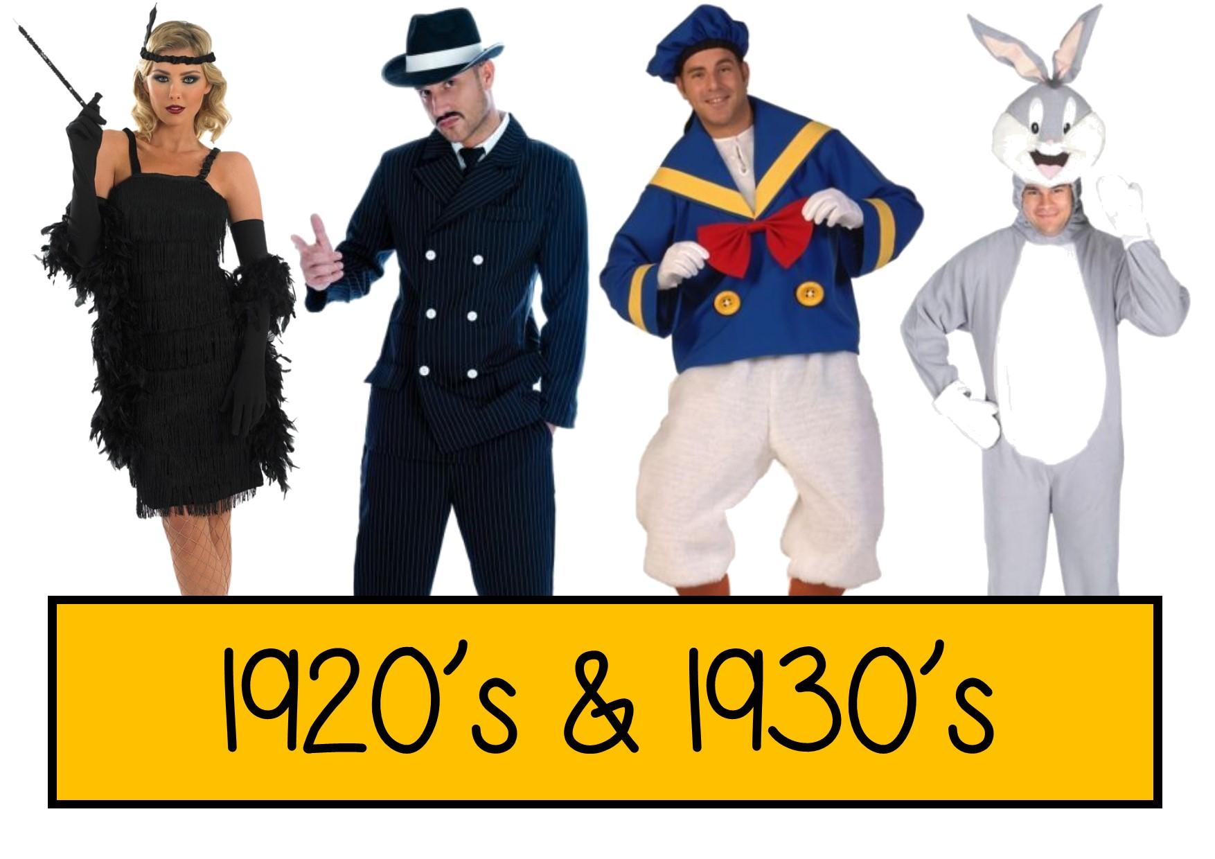 1920s fancy dress ideas