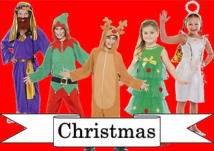 funzone fancy dress and dancewear st albans hertfordshire costumes to buy childrens christmas costumes