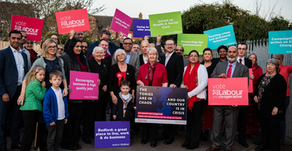 Putting people first: Jenni Jackson launches Bedford Borough Manifesto