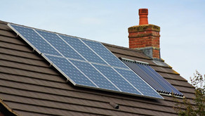 Install solar panels on new buildings in the UK